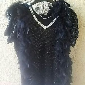 Dresses & Skirts - SEQUIN DRESS  NWOT